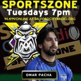 EXCLUSIVE: Manchester Storm's Omar Pacha On Club's Rebirth And Recruitment