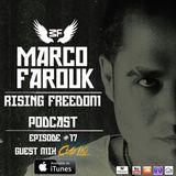Marco Farouk Live @ Pataya Beach Club - Rising Freedom RadioShow Episode #17