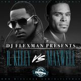 R. KELLY VS MAXWELL