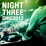 Dj Promote Live in Knoxville, TN - 07/17/12 - #CHIC2012 NIGHT THREE