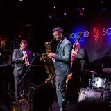 This week on the Ronnie Scott's Radio Show, Ian Shaw is chatting with Leo Richardson.