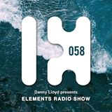 Danny Lloyd - Elements Radio Show 058
