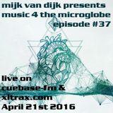 Music 4 The Microglobe #37 (April 2016)