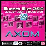 SUMMER MIXS 2013 Axom