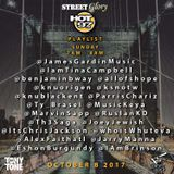 Street Glory on Hot 97 Live 10.8.17