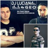 Dj Lucian &Geo-Best Festival Party Mix December(Guest Mix-Ovylarock)@OnlineDJRadio
