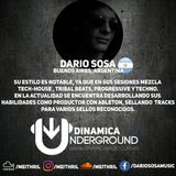Sessions 008 / Darío Sosa - Frequency By Fausto Liberatore - Dinamica Underground Radio