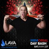 DJ Mark Anthony- Live from LAVA Nightclub (Memorial Day Weekend)