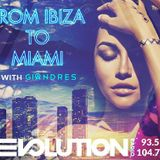 Ibiza to Miami (8/5/16)
