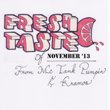 Kramos & MC Tank Pumpin' - Fresh Taste of November '13