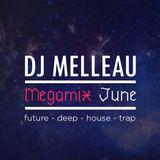 Deep future vibes - Megamix June 2015, deep house and future house