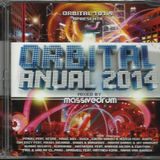 Orbital Anual 2014 - Mixed by Massivedrum (2014) CD1