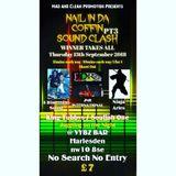 Nail Inna Coffin Part 3 - 3rd Dimension vs JNR International vs Ninja Aries Thurs Sept 13th