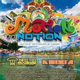 Live @ Motion Notion Festival 2015