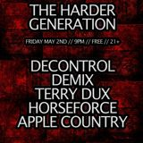 20140502 Harder Generation Evil Mix