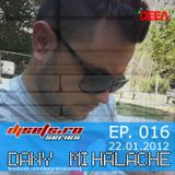 djsets.ro series (exclusive mix) - episode 016 - dany mihalache