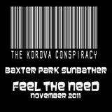 Korova Conspiracy-Feel The Need-Nov 2011