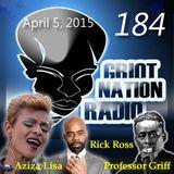 Griot Nation Radio 184 - 4/05/52015