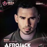 Afrojack @ Live at Ultra Music Festival 2018 [HQ]