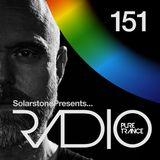 Solarstone presents Pure Trance Radio Episode 151