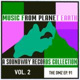 The DMZ 91 - Music From Planet Earth (A Soundway Records Collection) Vol. 2