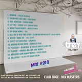 The Edge 96.1 MixMasters #213 - Mixed By Dj Trey (2018)