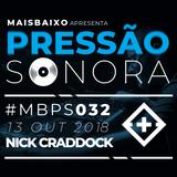 Pressão Sonora - 12-10-2018