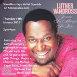 6MS Artist Special Luther Vandross