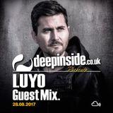 LUYO is on DEEPINSIDE #03