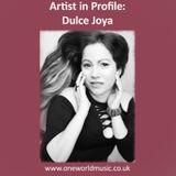 Artist in Profile: Dulce Joya