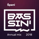 Bassin' pres. Annual Mix 2018 by Špáni