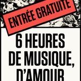 6H de Musique, d'Amour et de Bières - Le Poste Général X Distile Records