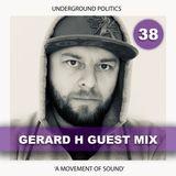 GERARD H | UP GUEST MIX 038