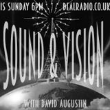 SOUND & VISION With Dave Augustin 9.7.17