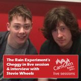 LIVE SESSION: Cheggy from The Rain Experiment on Drive Time with Stevie Wheels, 30 Jan 2017