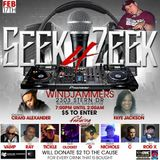 DJC Live @ The Windjammer - Seek 4 Zeek Benefit - 02-17-18