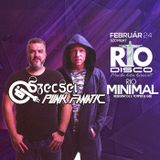 2018.02.24. - RIO Disco, Ózd - Saturday