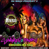 DJ WASS - SUMMER PAWTY [DANCEHALL MIX JUNE 2016]