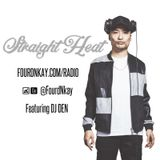 STRAIGHT HEAT RADIO - April 2017 - DJ Fourd Nkay X DJ Den