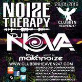 Jay Makanoize feat Dj Nova NoizeTherapy_ 28_01_2016