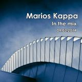 Marios Kappa - In the mix - 09.03.14