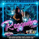 Dj Caluda Reggaeton Mix 2018 #1