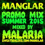 Manglar 2015 Promo Mix - Mixed by Malaria