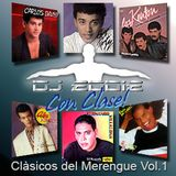 Clasicos del Merengue 80s Vol.1 by Dj Eddie ConClase
