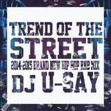 TREND OF THE STREET DJ U-SAY