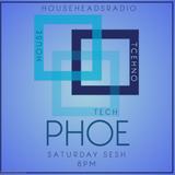 phoe saturday sesh live househeadsradio 20-5-2017