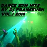 Dance EDM Hits by Dj FranSeven Vol.1 2014