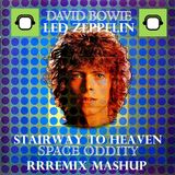 David Bowie vs Led Zeppelin - Major Tom to Heaven (rrremix mashup)