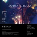 La República  episodio LXXV - HIEDRAH META PLUMA Y PORQUERÍA