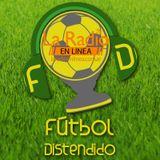 Futbol Distendido - Viernes 17 de Noviembre de 2017